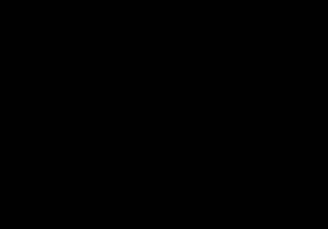 表1.同時確率分布と周辺確率分布の例